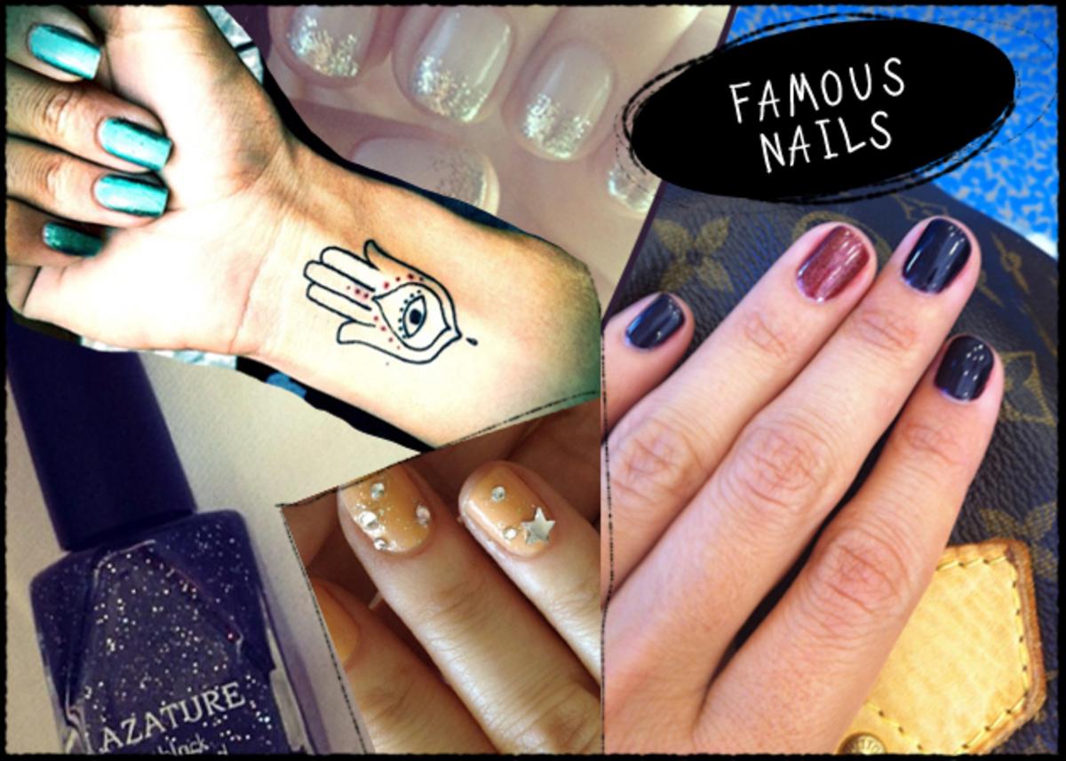 Δες πώς βάφουν τα νύχια τους οι διάσημες! Plus: ποια έβαλε βερνίκι 190.000 ευρώ; | Newsit.gr