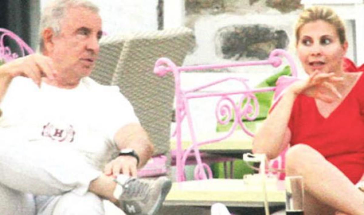 Φάνη Γραμματογιάννη- Αγσιάλ Ουνάλ: Απολαμβάνουν τον έρωτά τους στα ελληνικά νησιά | Newsit.gr