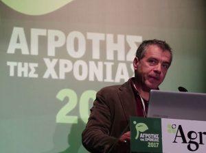 Σταύρος Θεοδωράκης: Μετά την πολιτική θα γίνω… αγρότης! [vid]