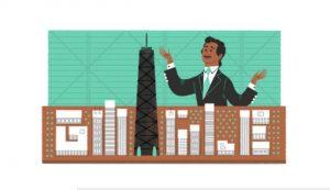 Ο Fazlur Rahman Khan και το Google Doole