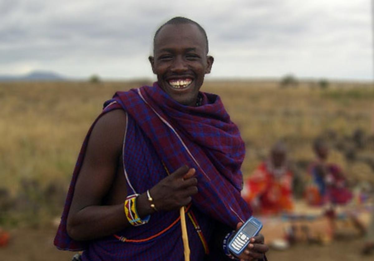 Χωριό στην Κένυα με wi-fi και φανατικούς του Twitter! | Newsit.gr