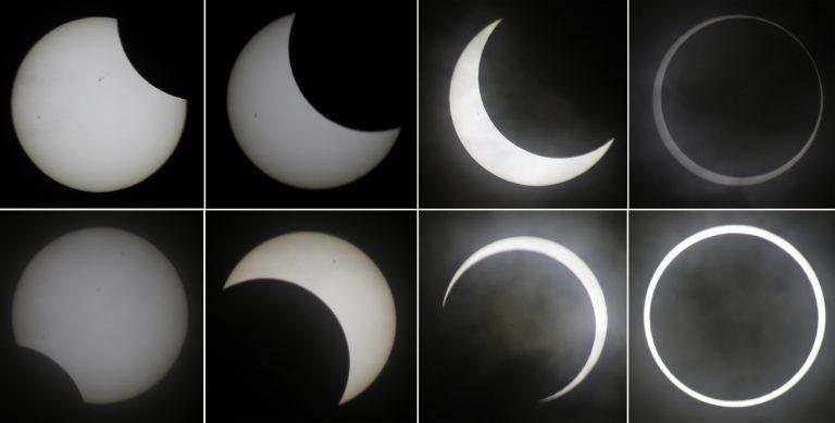 Η πρώτη έκλειψη Ηλίου του 2012! – Εντυπωσιακές φωτο | Newsit.gr