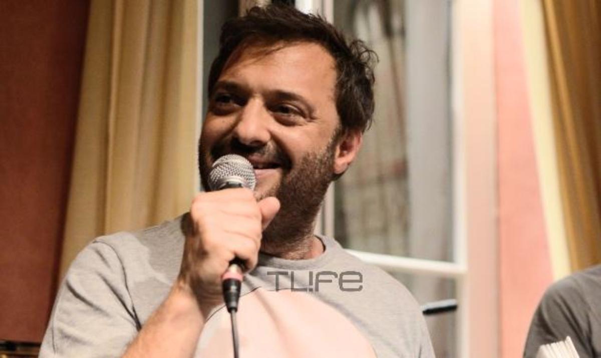 Χ. Φερεντίνος: Τι έκανε χθες το βράδυ στο Κολωνάκι; Δες φωτογραφίες | Newsit.gr