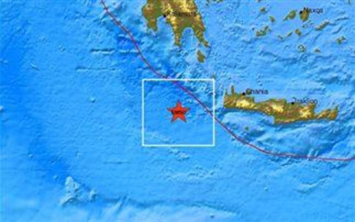 Κρήτη: Νέος σεισμός 4,9 Ρίχτερ!   Newsit.gr