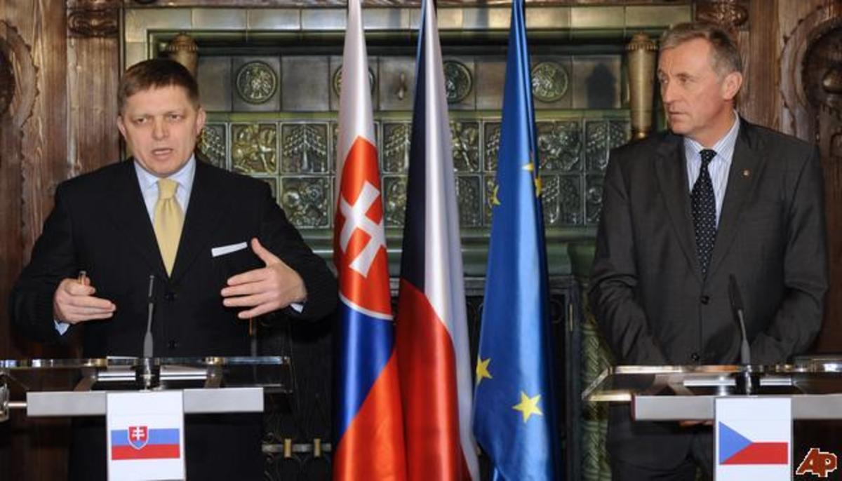 Προβάδισμα Σοσιαλδημοκρατών στην Σλοβακία | Newsit.gr