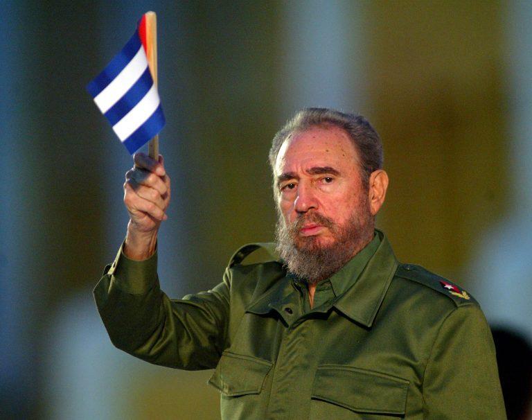 Φιντέλ: Φταίει ο Ομπάμα για τη γρίπη στην Κούβα | Newsit.gr