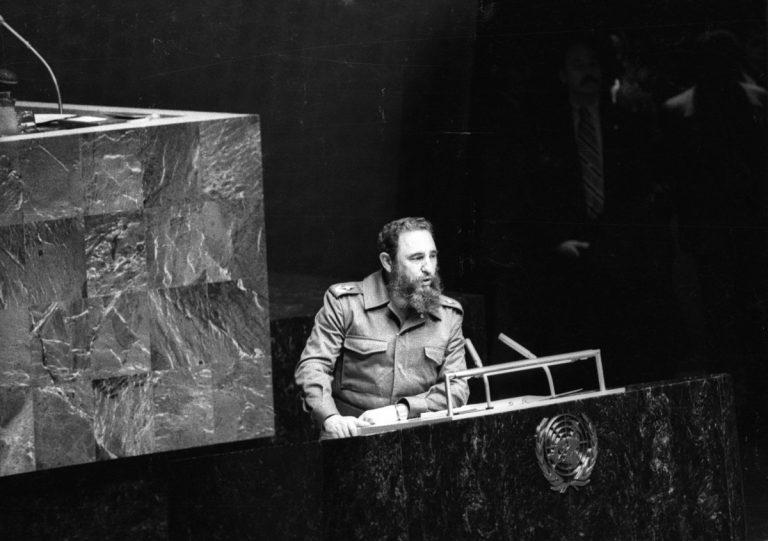 Φιντέλ Κάστρο: Το «αντίο» των ξένων ηγετών | Newsit.gr