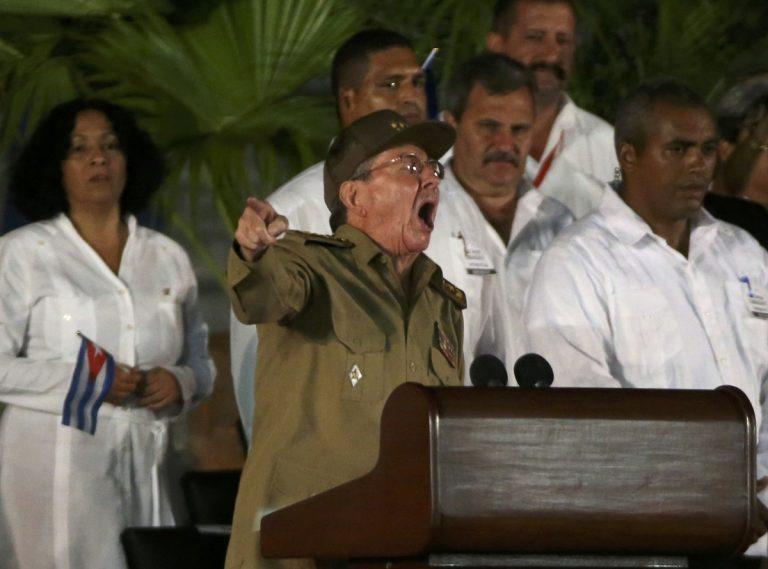 Ραούλ Κάστρο: «Ορκίζομαι στο λείψανο του Φιντέλ…» [pics] | Newsit.gr