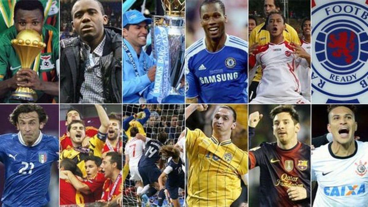 Οι 12 ποδοσφαιρικές… στιγμές του 2012 (VIDEO) | Newsit.gr
