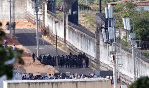 Συνεχίζεται η ένταση στις φυλακές της Βραζιλίας – Νέα εξέγερση [pics, vid]