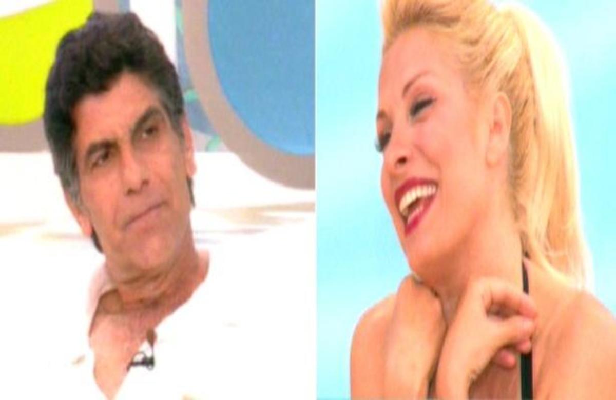 Ελένη στον Γ. Μπέζο: Θέλω να σου δώσω ένα φιλί, αλλά κρατάω αποστάσεις ασφαλείας… | Newsit.gr