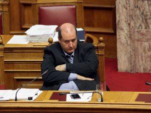 """Η ΝΔ ρίχνει το """"γάντι"""" στον Πρωθυπουργό για τον Φίλη"""