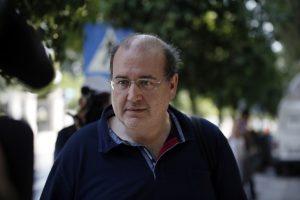 Φίλης: Συνεργασία με το ΠΑΣΟΚ στις επόμενες εκλογές