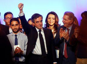 Προεδρικές εκλογές Γαλλία: Πέφτουν Μακρόν και Λε Πεν, ανεβαίνει ο Φιγιόν