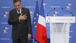 """Ολοταχώς για το Elysee ο Φιγιόν! """"Βλέπουν"""" θρίαμβο επί της Λε Πεν"""