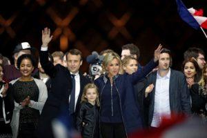 Η Γαλλία ψήφισε Ευρώπη! Θρίαμβος Μακρόν, φαγωμάρα στους Λε Πεν!