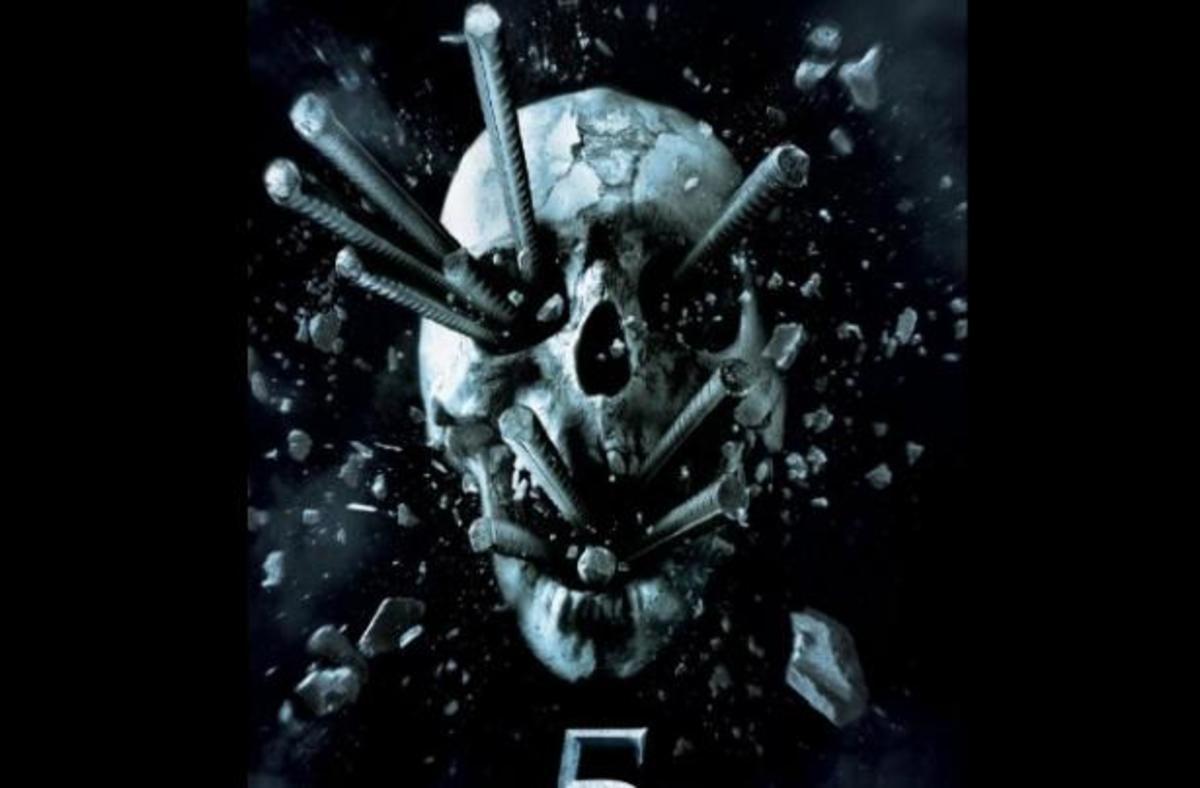 Απαγορεύτηκε η αφίσα του «Βλέπω το θάνατό σου 5» | Newsit.gr