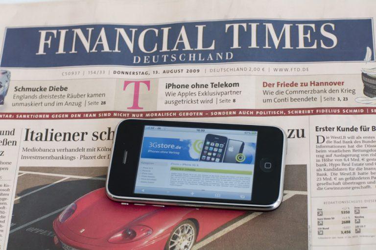 Λουκέτο στους γερμανικούς Financial Times | Newsit.gr
