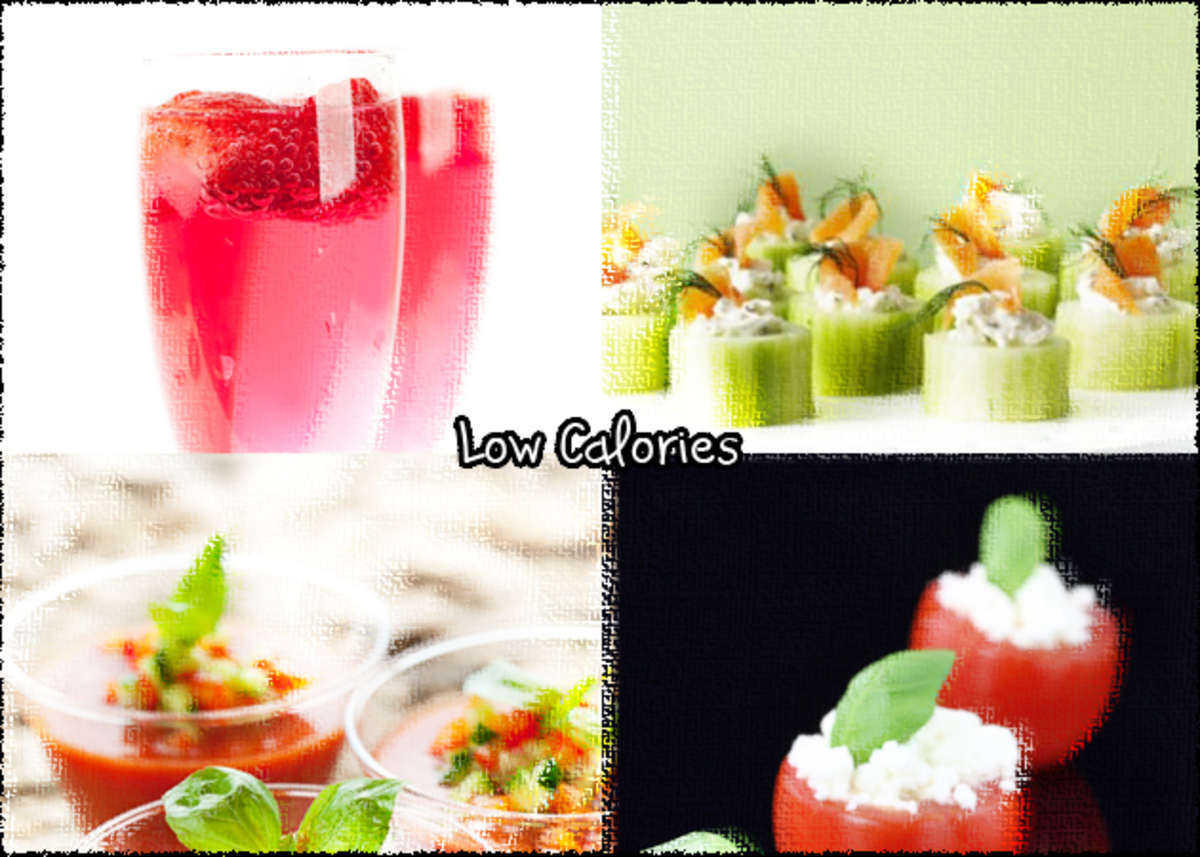 Finger Food! Συνταγές με λιγότερες από 100 θερμίδες… | Newsit.gr