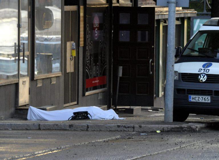 Μακελειό στη Φινλανδία: Δύο οι νεκροί απο τα πυρά 18χρονου | Newsit.gr