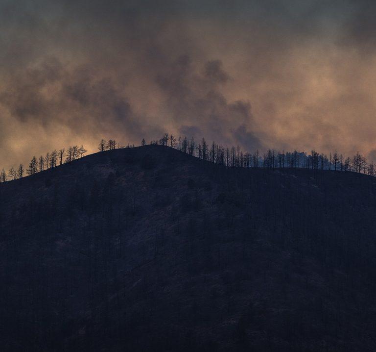 Καύσωνας και πυρκαγιές στην Οκλαχόμα | Newsit.gr