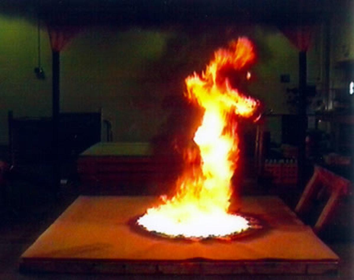 Λακωνία: Έβαλε φωτιά στη γυναίκα του, αλλά κάηκε και ο ίδιος! | Newsit.gr