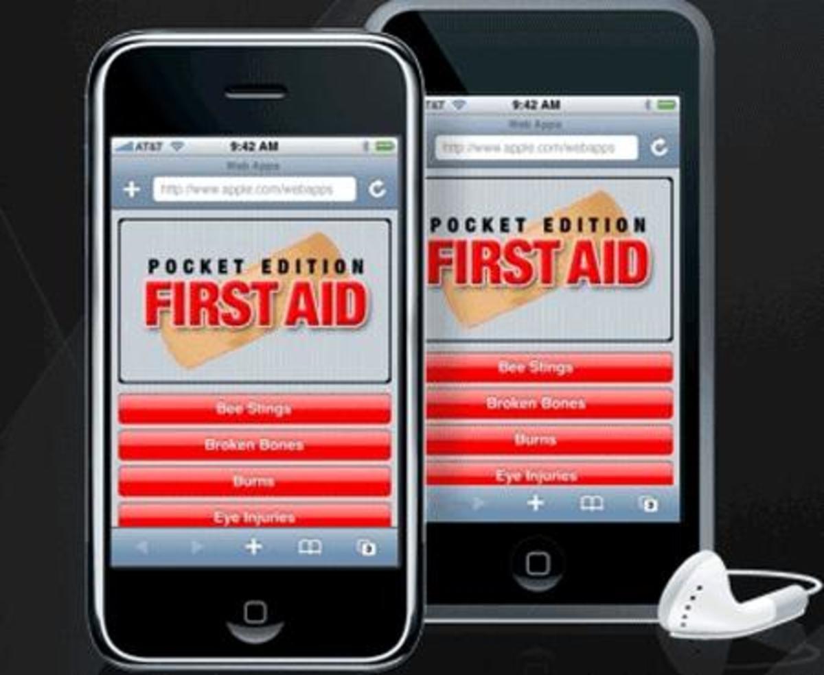Το iPhone του έσωσε τη ζωή!   Newsit.gr