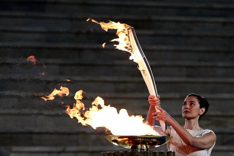 Η Ολυμπιακή Φλόγα θα διασχίσει την Ελλάδα και θα φτάσει ακόμη και στο Καστελόριζο   Newsit.gr
