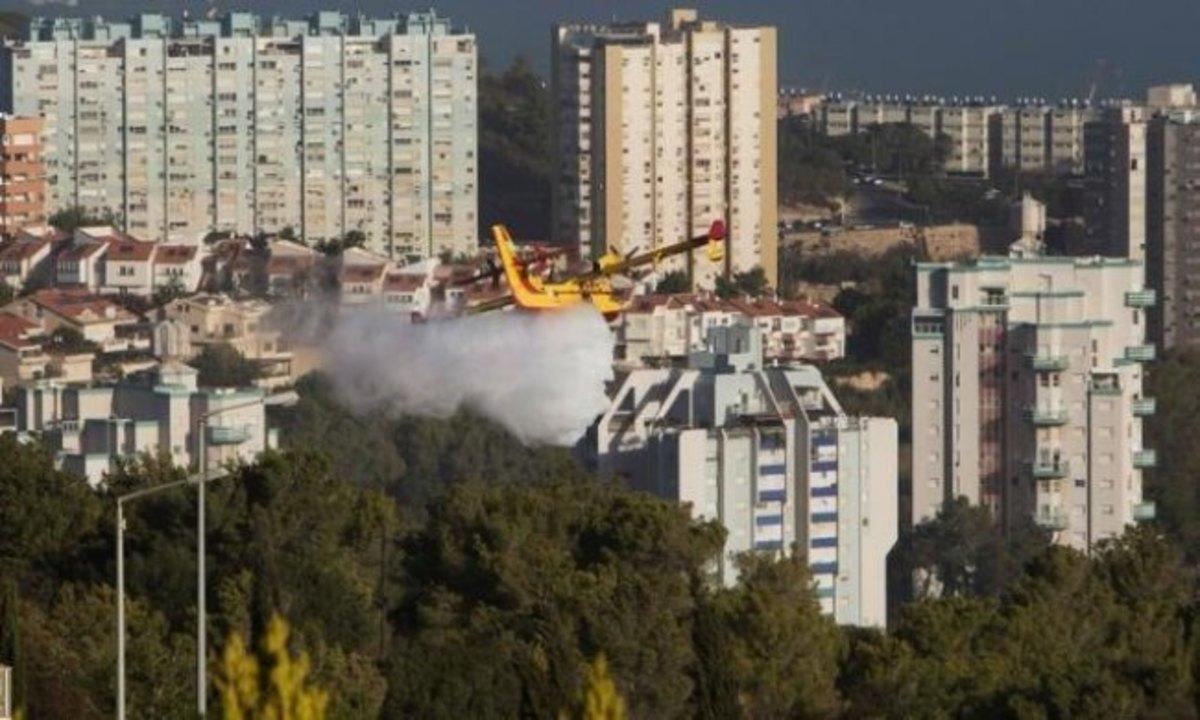 Έλληνες πιλότοι: Έτσι παλέψαμε με τις φλόγες στο Ισραήλ! – ΦΩΤΟ | Newsit.gr