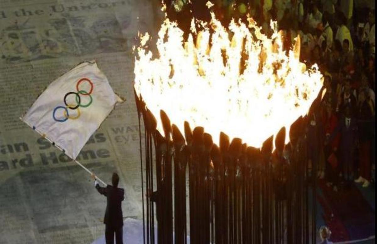 Ρεκόρ τηλεθέασης η τελετή λήξης των Ολυμπιακών Αγώνων!   Newsit.gr