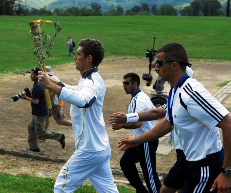 Έτοιμα τα Ιωάννινα να υποδεχθούν την Ολυμπιακή Φλόγα | Newsit.gr
