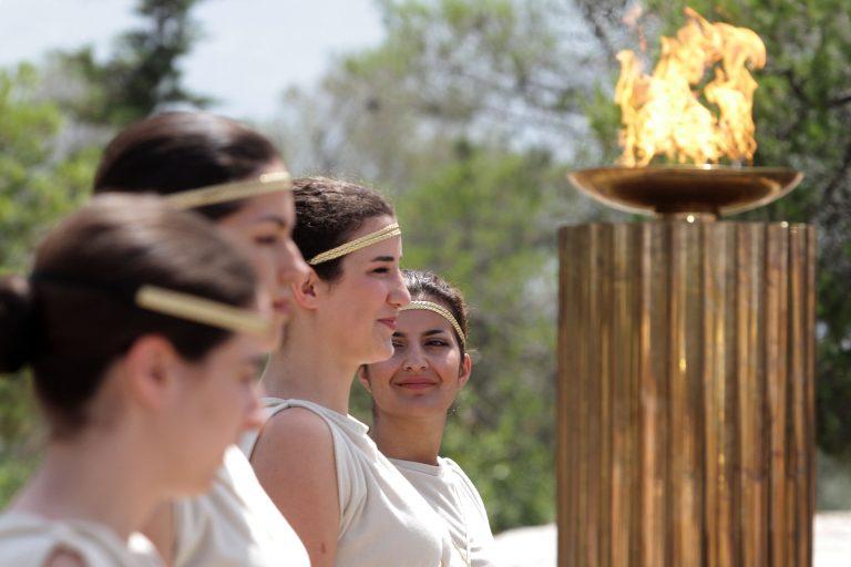 Η φλόγα των Special Olympics φτάνει στην Πελοπόννησο   Newsit.gr