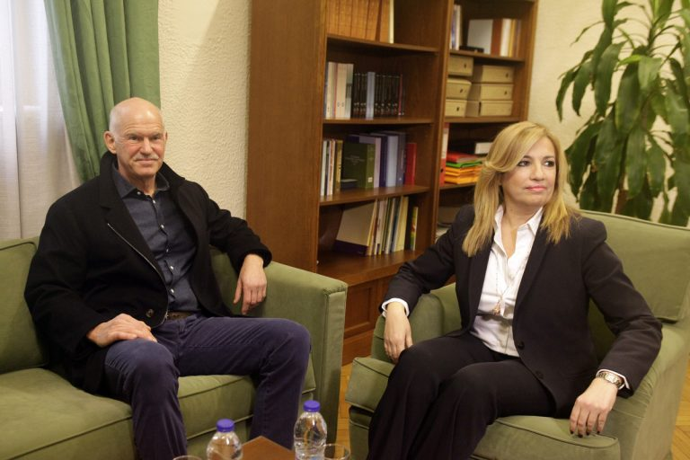 Το σχέδιο της Φώφης Γεννηματά – Συνέδριο και εκλογή αρχηγού | Newsit.gr