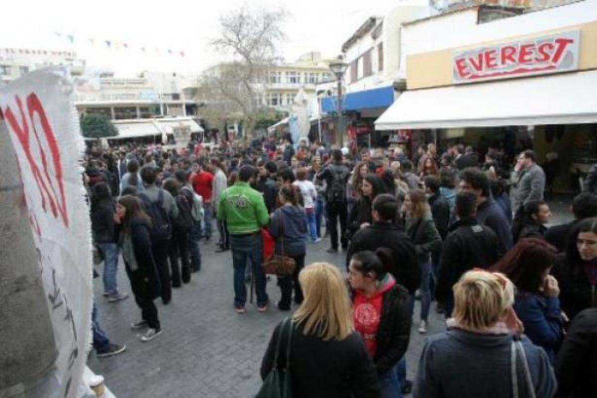Κρήτη: Παραιτήθηκαν τα μέλη των δημοτικών συμβουλίων Αγίου Νικολάου και Ιεράπετρας – Στους δρόμους οι σπουδαστές για το σχέδιο «Αθηνά» | Newsit.gr