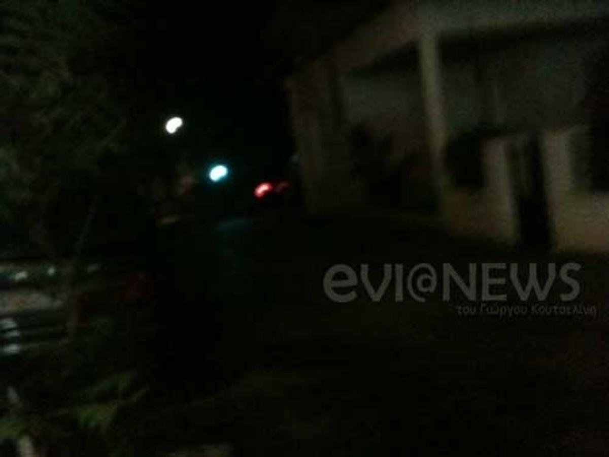 Εύβοια:Κατέρρευσε μπροστά στο δίχρονο παιδί,για τη δολοφονία του άντρα της! | Newsit.gr