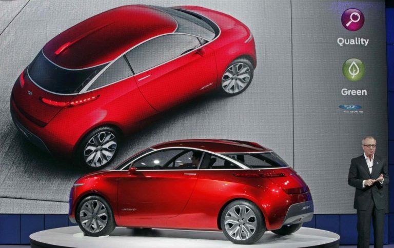 Αύξηση στα κέρδη της Ford | Newsit.gr