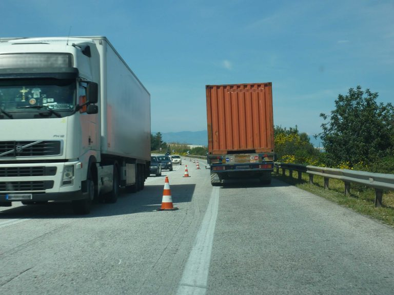 Θεσπρωτία: Έκρυβε στο φορτηγό 43 λαθρομετανάστες!   Newsit.gr