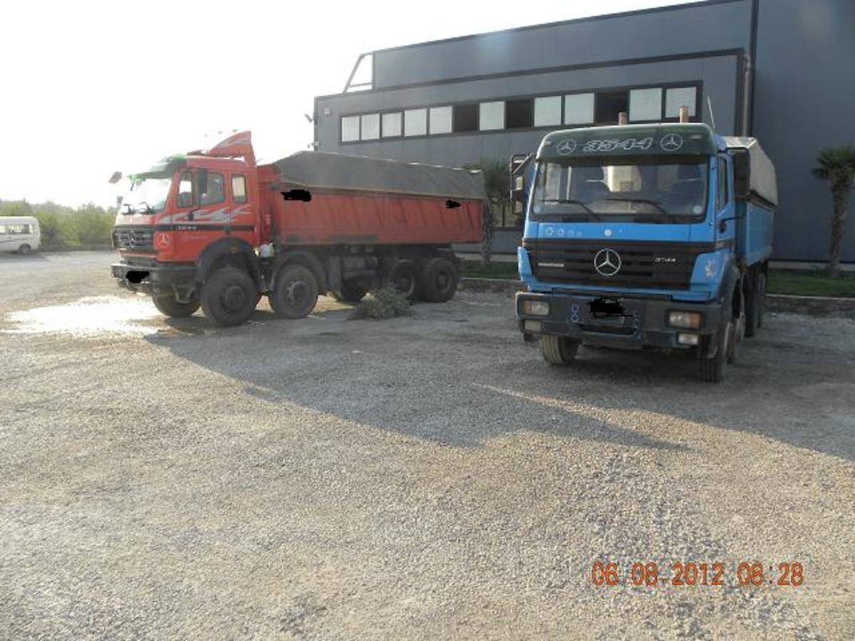 Ομάδα που έκλεβε φορτηγά την «πάτησε» από GPS | Newsit.gr