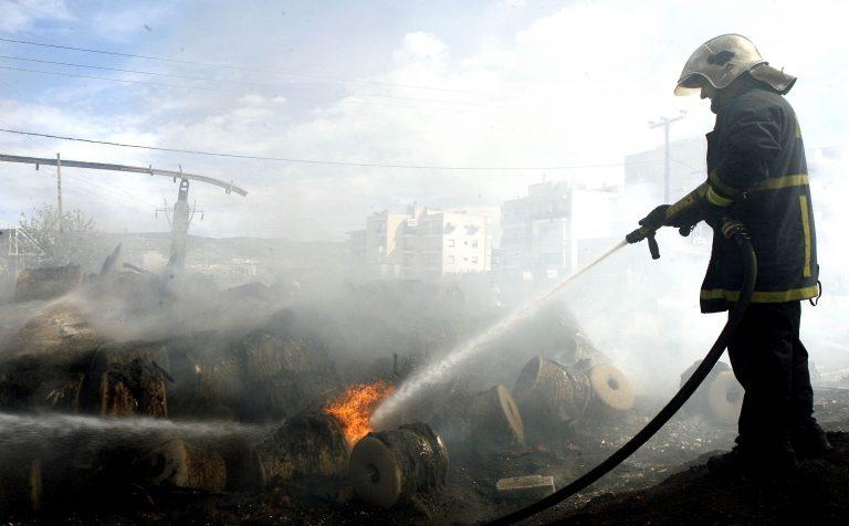 Θεσσαλονίκη: Μπήκαν στη μάντρα και έβαλαν φωτια | Newsit.gr