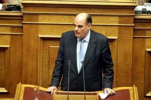 Φορτσάκης: Να συνεργαστεί η ΝΔ ακόμη και με τον ΣΥΡΙΖΑ