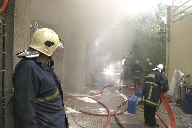Φωτιές τη νύχτα στη Θεσσαλονίκη | Newsit.gr