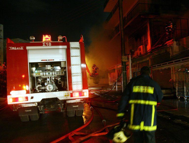 Ξάνθη: Πήγαν να κάψουν γραφεία εφημερίδας | Newsit.gr