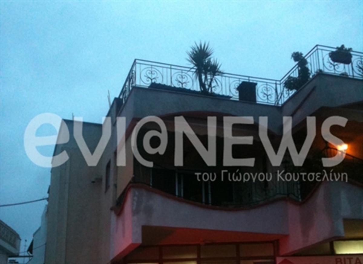 Eύβοια: Παράτησε το φαγητό και έτρεχε πανικόβλητη – Φωτό και βίντεο! | Newsit.gr