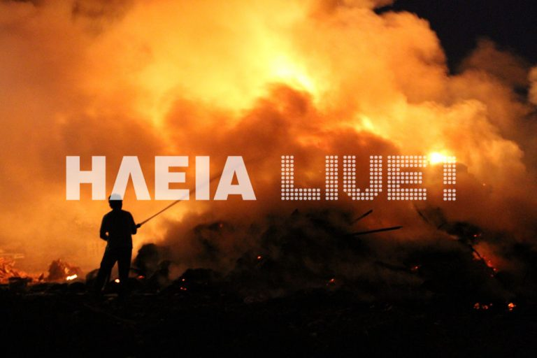 Ηλεία: »Το κάψιμο των σκουπιδιών μαυρίζει τις ζωές μας»-Βίντεο και φωτό! | Newsit.gr