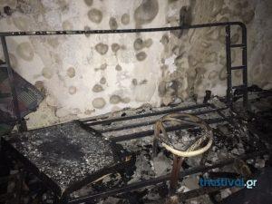 Θεσσαλονίκη: Εμπρησμός η φωτιά στο διαμέρισμα – Οι τσακωμοί του ζευγαριού και οι περίεργες απειλές! [pics]