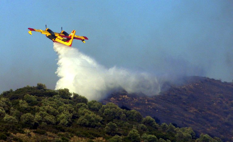 Υπο πλήρη έλεγχο η φωτιά στη Σαλαμίνα | Newsit.gr