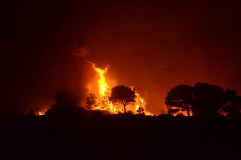 Στις φλόγες το οροπέδιο Λασιθίου | Newsit.gr