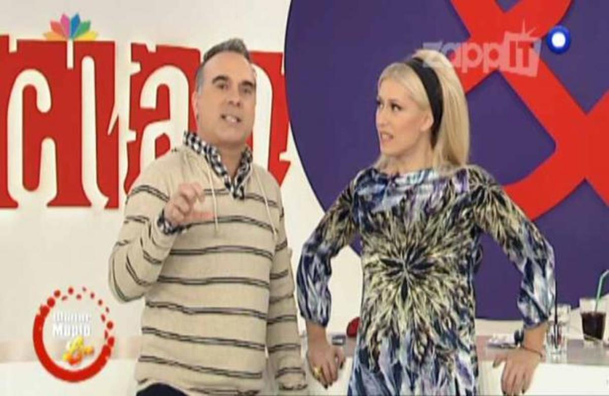Η επιστροφή του Φώτη στην εκπομπή! | Newsit.gr