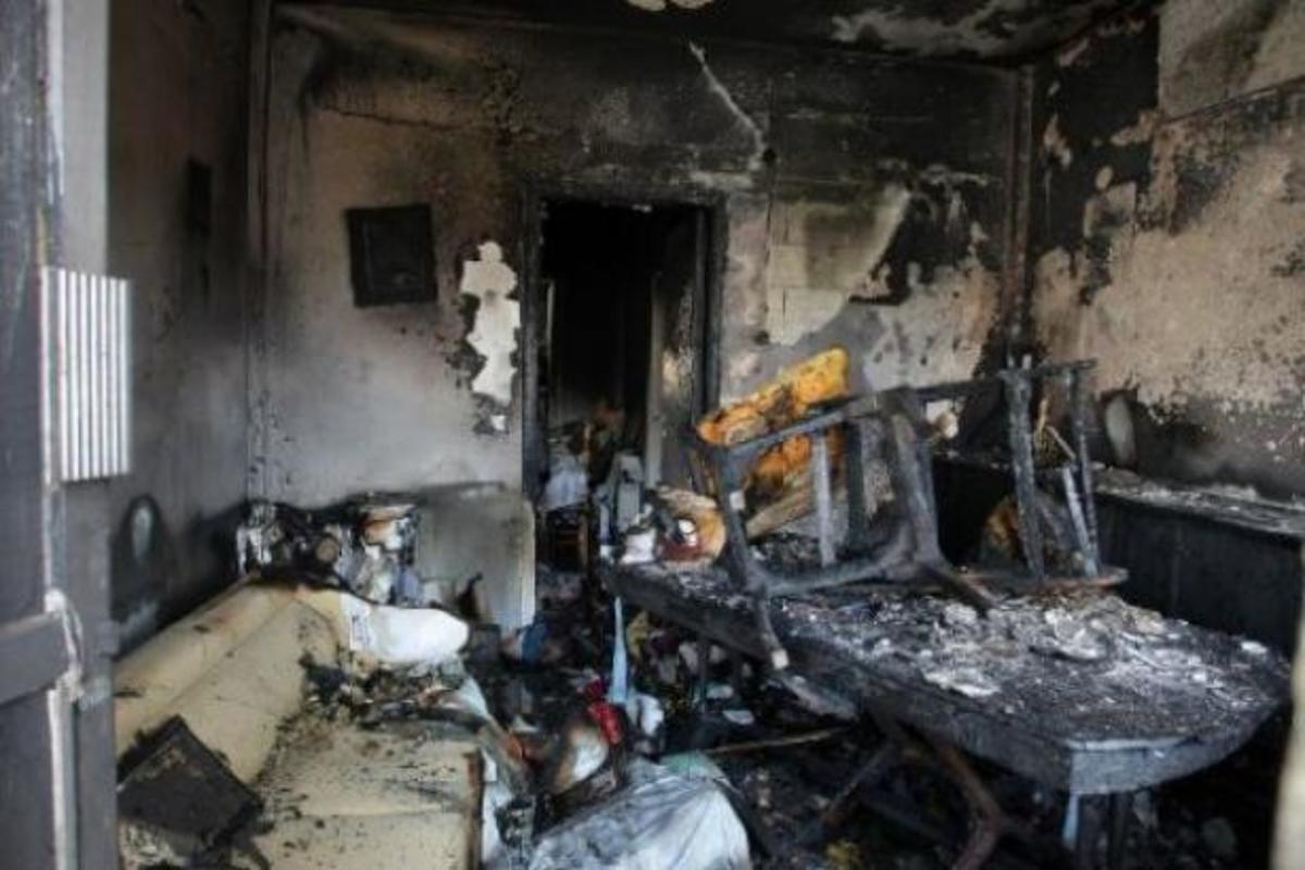 Ηράκλειο: Τρόμος για ηλικιωμένη σε φλεγόμενο σπίτι! ΦΩΤΟ | Newsit.gr