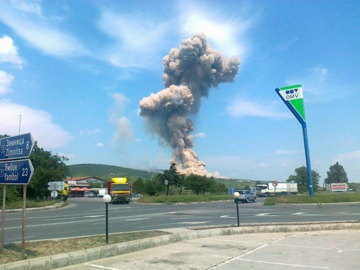 Πανικός από έκρηξη σε αποθήκη πυρομαχικών στη Βουλγαρία – Χαροπαλεύουν 2 άτομα | Newsit.gr